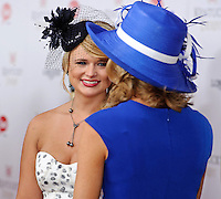 Louisville, KY- May 05: Miranda Lambert on the Red Carpet for the 138th Kentucky Derby at Churchill Downs in Louisville, KY on 05/05/12. (Ryan Lasek/ Eclipse Sportswire)
