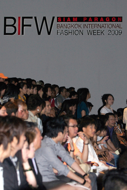 BIFW venue at Paragon Shopping Center March 2009