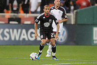 DC United midfielder Fred (27)   DC United tied The Colorado Rapids 1-1, at RFK Stadium, Saturday  May 14, 2011.