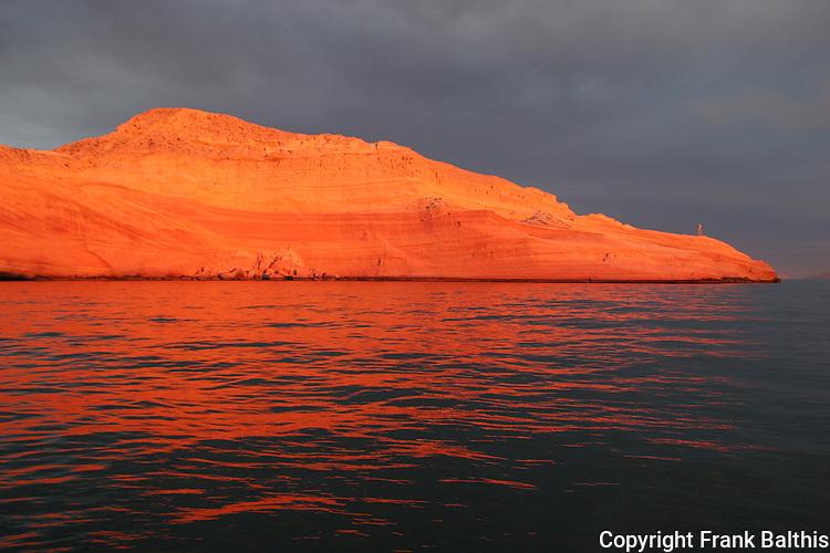 Punta Colorado sunrise