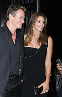 NEW YORK, NY-September 08: Rande Gerber, Cindy Crawford,  at Daily Front Row Fashion Media Awards at Park Hyatt in New York. NY September 08, 2016. Credit:RW/MediaPunch