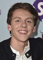 "HOLLYWOOD - OCTOBER 5:  Jacob Bertrand at the Los Angeles premiere of ""The Swap"" at ArcLight Hollywood on October 5, 2016 in Hollywood, California. Credit: mpi991/MediaPunch"