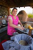 Making tortillas, San Sebastian del Oeste, Mining town near Puerto Vallarta, Jalisco, Mexico