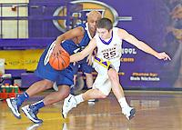 Guerin Boys Basketball vs. University 2-19-13
