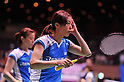 Satoko Suetsuna,.DECEMBER 8, 2011 - Badminton : 65th All Japan Badminton Championships Women's Doubles at Yoyogi 2nd Gymnasium in Tokyo, Japan. (Photo by Jun Tsukida/AFLO SPORT) [0003]