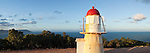 Cooktown Lghthouse at Grassy Hill Lookout.  Cooktown, Queensland, Australia