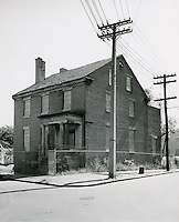 1961  October  05..Historical         ..HANNON HOUSE (c. 1794).CUMBERLAND ST..PHOTO CRAFTSMEN INC..NEG# 47-885.953..
