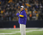 Ole Miss vs. LSU Head Coach Les Miles at Vaught-Hemingway Stadium in Oxford, Miss. on Saturday, November 19, 2011. (AP Photo/Oxford Eagle, Bruce Newman).