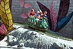 Mr. toads Wild Ride, Disneyland, Anaheim, CA, 1977
