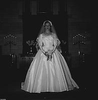 Frary Wedding 1957