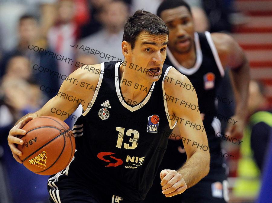 Kosarka ABA League season 2015-2016<br /> Crvena Zvezda v Partizan<br /> Cedomir Vitkovac<br /> Beograd, 03.11.2015.<br /> foto: Srdjan Stevanovic/Starsportphoto&copy;