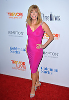 BEVERLY HILLS, CA. December 4, 2016: Leeza Gibbons at the 2016 TrevorLIVE LA Gala at the Beverly Hilton Hotel.<br /> Picture: Paul Smith/Featureflash/SilverHub 0208 004 5359/ 07711 972644 Editors@silverhubmedia.com