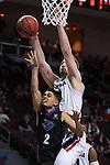 Portland 1516 BasketballM 2ndRound vs Gonzaga