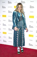 LONDON, ENGLAND - NOVEMBER 22: Chelsea Leyland attends The Design Museum VIP launch on November 22, 2016 in London, United Kingdom<br /> CAP/PP/GM<br /> &copy;GM/PP/Capital Pictures /MediaPunch ***NORTH AND SOUTH AMERICAS ONLY***