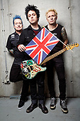 Jan 18, 2017: GREEN DAY - Photosession in Mannheim Germany