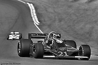 WATKINS GLEN, NY - OCTOBER 1: Bobby Rahal drives the Wolf WR5/Ford Cosworth DFV during the United States Grand Prix East on October 1, 1978, at the Watkins Glen Grand Prix Race Course near Watkins Glen, New York.