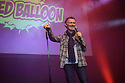 Edinburgh, UK. 04.08.2016. The Gilded Balloon launches its Edinburgh Festival Fringe 2016 programme. Picture shows: Tommy Tiernan. Photograph © Jane Hobson.