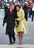 Obama Inaugurated as 44th President