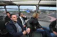 Rotonde Oudehaske, afrit A7 281113