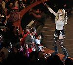 la cantante rockera Gloria Trevi durante un convivio con sus fans  y concierto  el palenque de la Feria de Leon/Guanajuato2012....28/ene/2012..***Foto:staff/NortePhoto**.*No*sale*to*third*