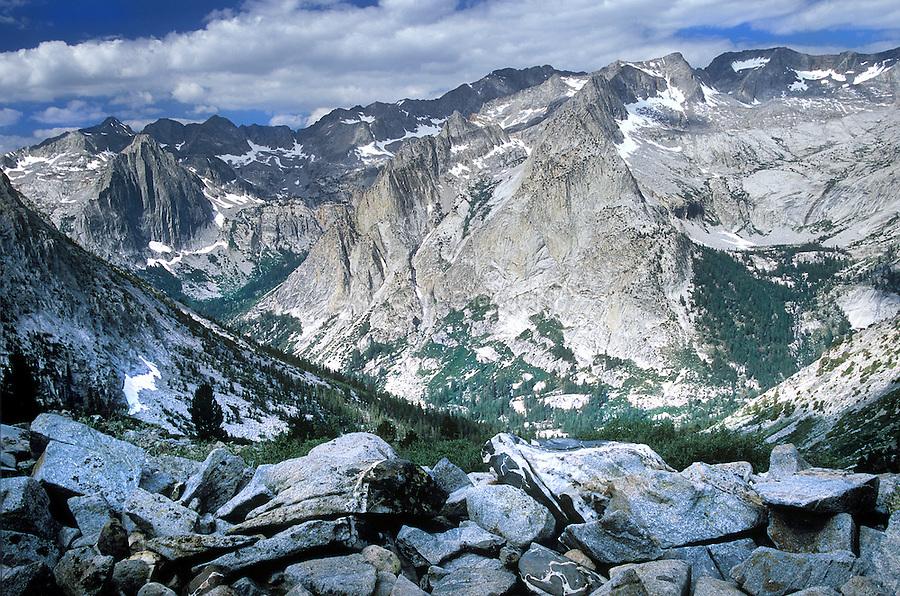 Le Conte Canyon, Kings Canyon National Park California