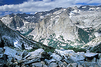 Le Conte Canyon, Kings Canyon National Park California