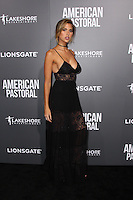 BEVERLY HILLS, CA - OCTOBER 13: Kara Del Toro attends the Special Screening Of Lionsgate's 'American Pastoral' on October 13, 2016 in Beverly Hills, California. (Credit: MPA/MediaPunch).