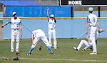 4-18-16, Skyline High School vs Pioneer High School varsity baseball