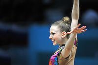 August 30, 2013 - Kiev, Ukraine - JASMINE KERBER of USA performs at 2013 World Championships.