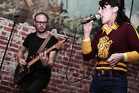 lovvers, neverever, mae shi at the smell, downtown LA