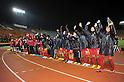 INACINAC Kobe Leonessa Team Group , NOVEMBER 30, 2011 - Football / Soccer : TOYOTA Vitz Cup during Frendiy Women's Football match INAC Kobe Leonessa 1-1 Arsenal Ladies FC at National Stadium in Tokyo, Japan. (Photo by Jun Tsukida/AFLO SPORT) [0003]