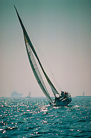 Sailing, Southern California, Santa Monica Bay, South Bay, SoCal, Motor Boating, Power Yachts, Transportation