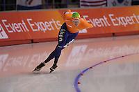 SCHAATSEN: CALGARY: Olympic Oval, 10-11-2013, Essent ISU World Cup, 5000m, Sven Kramer (NED), ©foto Martin de Jong