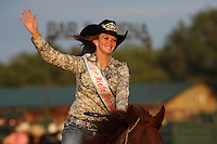 Miss Riata Roundup in a welcoming wave @ sunset.<br />