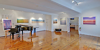 Jake Rajs Exhibition Westhampton, Long Island, New York