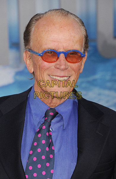 """Peter Weller.""""Star Trek Into Darkness"""" Los Angeles Premiere held at the Dolby Theatre, Hollywood, California, USA..May 14th, 2013.headshot portrait blue shirt black tie polka dot red tinted sunglasses shades glasses.CAP/ROT/TM.©Tony Michaels/Roth Stock/Capital Pictures"""