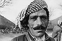 Iraq 1974 <br /> The resumption of hostilities, portrait of a peshmerga  <br /> Irak 1974 <br /> La reprise de la lutte arm&eacute;e, portrait d'un peshmerga