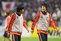 (L to R) Kengo Nakamura (JPN), Ryo Miyaichi (JPN), .June 3, 2012 - Football / Soccer : .FIFA World Cup Brazil 2014 Asian Qualifier Final Round, Group B .match between Japan 3-0 Oman .at Saitama Stadium 2002, Saitama, Japan. .(Photo by Daiju Kitamura/AFLO SPORT) [1045]