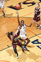SAN ANTONIO, TX - OCTOBER 28, 2016: The University of Texas at San Antonio Roadrunners defeat the Texas A&amp;M International University<br /> Dustdevils 75-34 at the UTSA Convocation Center. (Photo by Jeff Huehn)