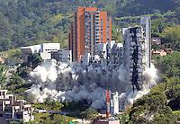 Implosion Edificio Space ,23-09-2013