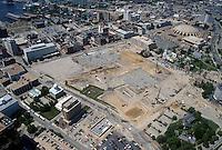1997 May 15..Redevelopment..Macarthur Center.Downtown North (R-8)..LOOKING NORTHWEST...NEG#.NRHA#..