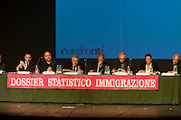 Roma 29 Ottobre 2015<br /> Presentato il dossier statistico immigrazione 2015 a cura del Centro Studi e Ricerche IDOS, della rivista interreligiosa &quot;Confronti&quot;, della Chiesa Valdese, in collaborazione con l&rsquo;UNAR (Ufficio Nazionale Antidiscriminazioni Razziali).<br /> Rome 29 October 2015<br /> Presented the dossier statistical immigration in 2015 by the Centre for Studies and Research IDOS, the interfaith magazine &quot;Confronti&quot;, of the Waldensian Church, and in collaboration with UNAR  (National Office against Racial Discrimination).