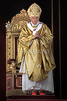 Beatification  Benedict XVI ceremony in St. Peter's square at the Vatican October 23, 2011