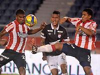 Atletico Junior vs Independiente Santa Fe ,semifinal , 22-10-2014