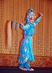 Asia, China, Beijing. Beijing Opera Lead