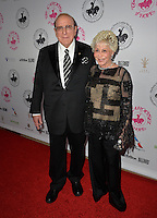 BEVERLY HILLS, CA. October 8, 2016: Clive Davis &amp; Wife at the 2016 Carousel of Hope Ball at the Beverly Hilton Hotel.<br /> Picture: Paul Smith/Featureflash/SilverHub 0208 004 5359/ 07711 972644 Editors@silverhubmedia.com