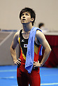 Takashi Sakamoto (JPN), JULY 8, 2011 - Trampoline : 2011 FIG Trampoline World Cup Series Kawasaki Men's Individual at Todoroki Arena, Kanagawa, Japan. (Photo by YUTAKA/AFLO SPORT) [1040]