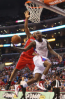 12/09/12 Toronto Raptors at Los Angeles Clippers