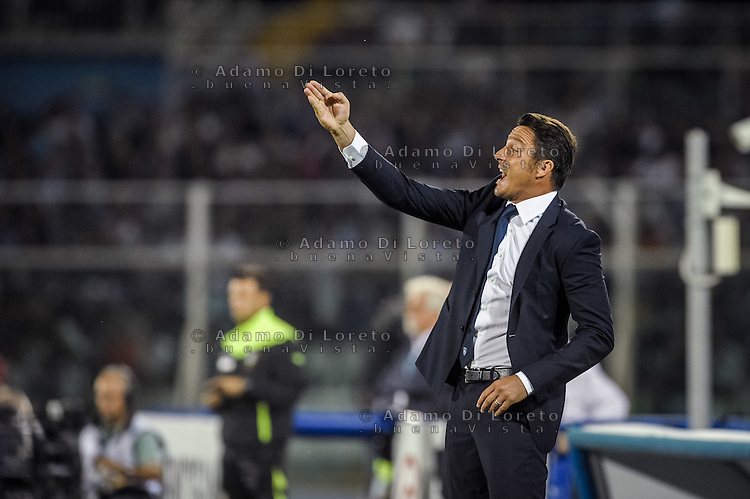 Massimo Oddo (Pescara) during the Italian Serie A football match Pescara vs SSC Inter on September 11, 2016, in Pescara, Italy. Photo by Adamo DI LORETO