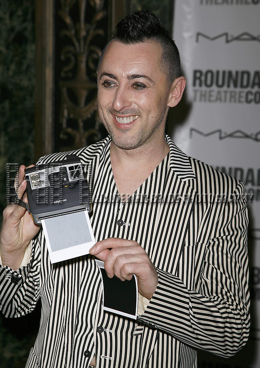 Alan Cumming attending the Opening Night after party for the Roundabout Theatre Company's Broadway production of THE THREEPENNY OPERA at Studio 54 in New York City.. April 20, 2006. © Walter McBride/WM Photography
